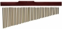Stagg Chimes PCH136 Röhren-Glockenspiel 36 Metall-Klangstäbe einreihig