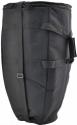 Steinbach 10 Zoll Conga-Tasche in schwarz mit 5 mm Polsterung