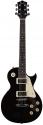 Tenson 4/4 E-Gitarre Nashville LP Standard Set Neck in schwarz ABVERKAUF