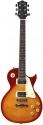 Tenson 4/4 E-Gitarre Nashville LP Standard Set Neck in cherryburst ABVERKAUF