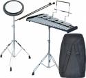 Steinbach Glockenspiel Set 30 Klangplatten inkl. Ständer Tasche Übungspad Tonumfang g``- c`````