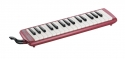 Hohner Student Melodica 32 Tasten, rot inkl. Anblasschlauch