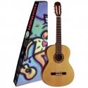 Hohner Konzertgitarre HC-Serie 4/4 für Einsteiger