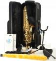 Jupiter JP-567 GL SET Alt- Saxophon Eb Stimmung mit viel Zubehör