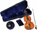 Steinbach 1/4 Geige im SET Buchsbaumgarnitur orangebraun