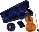 Steinbach 3/4 Geige im SET Buchsbaumgarnitur orangebraun