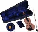 Steinbach 1/2 Geige im SET pink handgearbeitet