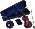 Steinbach 1/2 Geige im SET lila handgearbeitet