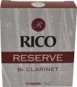 Rico Reserve Reeds 2,5 Böhm Bb- Klarinette Packung mit 10 Stück  - ABVERKAUF
