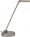 Jahn LED- Klavierlampe Staccato in Platin