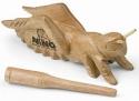 MEINL NINO Guiro Heuschrecke Holz