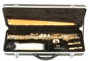 Steinbach SSSS-100 Sopran Saxophon gerade Hoch Fis-Klappe