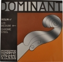 Thomastik 129 Dominant E-Einzelsaite 4/4 Geige/Violine Chromstahl blank mittel