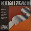 Thomastik 131 Dominant A-Einzelsaite 4/4 Geige/Violine Nylonkern Alu umsponnen mittel