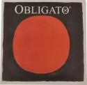 Pirastro Obligato Saitensatz 4/4 Geige/Violine E-Saite Stahl vergoldet mittel