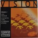 Thomastik VI03 Vision D-Saite 4/4 Geige/Violine Nylonkern Alu umsponnen mittel