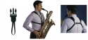 Neotech Saxophongurt Soft Harness mit Steckverschluß