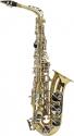 Steinbach Eb- Altsaxophon zweifarbig - Silber/Messing