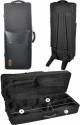 Steinbach Koffer für Tenorsaxophon mit Designaccessoirefach und versenkbaren Rucksackgurten