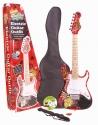 SPONGEBOB 3/4 E-Gitarre mit eingebautem Lautsprecher