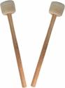 Steinbach Schlegel Paar für Trommel mit großem Filzkopf