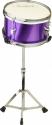 Steinbach Snare Drum 10x5 Zoll für Kinderschlagzeug lila inkl. Ständer
