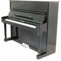 Steinbach Klavier - Schwarz poliert - 123 Classic, Softclose (unser meistverkauftes)