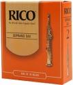 Rico Reeds 1,5 Sopran- Saxophon Packung mit 10 Stück  - ABVERKAUF