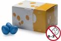 Stagg EGG-50 BLM Box mit 50 Plastik Schütteleier blau
