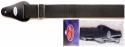 Stagg BJA006BK Gitarrengurt 5 cm breit schwarz