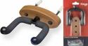 Stagg GUH-WN OVA Gitarrenwandhalter mit ovaler Holzbasis
