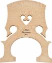 Gewa Cellosteg Modell Standard für 1/4 Cello