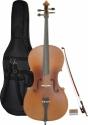 Steinbach 1/8 Cello im Set handgearbeitet und wunderschön satiniert