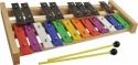 Steinbach Glockenspiel 20 bunte Klangplatten chromatisch Tonumfang g''- d'''