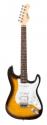 Westone 4/4 E-Gitarre XS10 in Vintage Sunburst ABVERKAUF